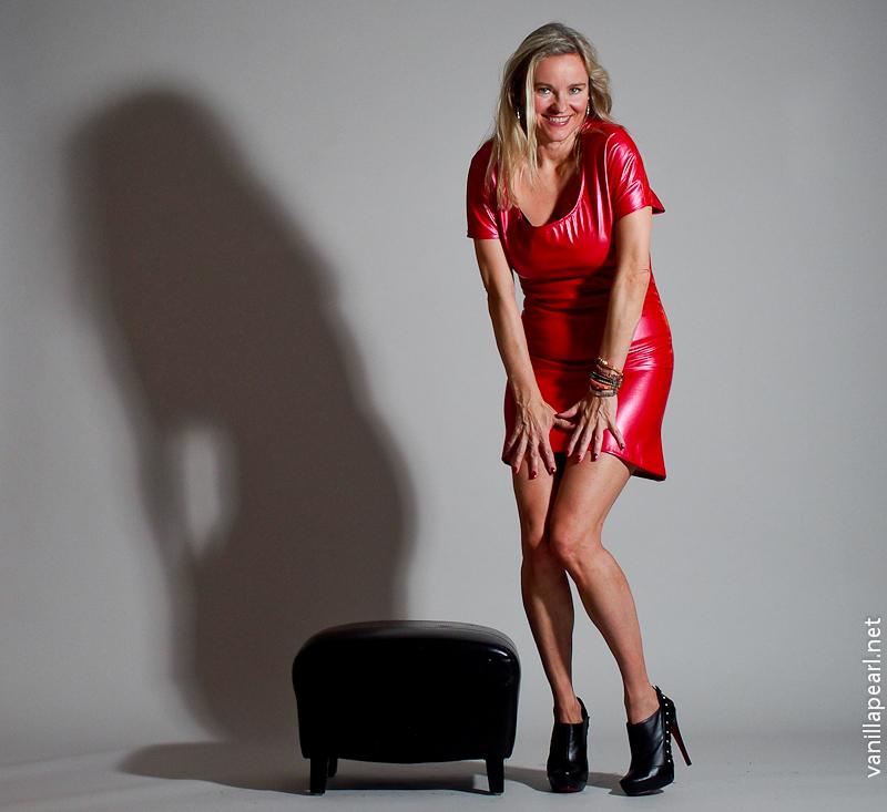 veganes leder variationen in rot und schwarz vanilla pearl. Black Bedroom Furniture Sets. Home Design Ideas
